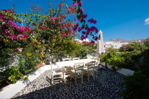 Santorini Heritage Villas, Vily  Megalokhori - big - 83