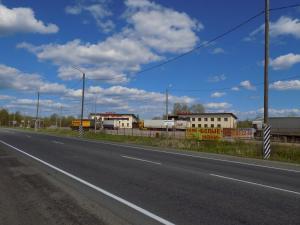 Гостиница Янишполе
