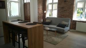 Kavo Sopot Apartment, Apartmány  Sopoty - big - 7