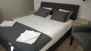 Kavo Sopot Apartment, Apartmány  Sopoty - big - 8