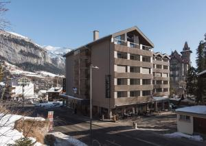 Hotel des Alpes, Hotels  Flims - big - 71