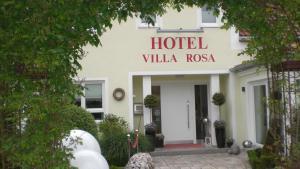 Hotel Villa Rosa, Отели  Аллерсхаузен - big - 35