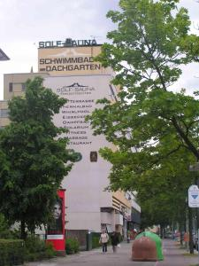 Apartment Fancy, Appartamenti  Berlino - big - 27