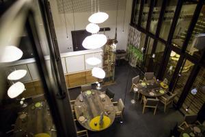 Aux Terrasses, Hotely  Tournus - big - 36