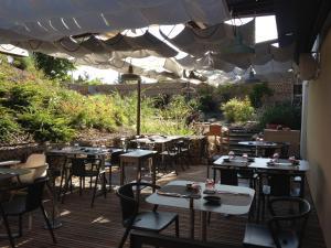 Aux Terrasses, Hotely  Tournus - big - 34