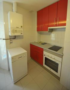 Apartamentos Turisticos Veladiez, Ferienwohnungen  La Lastrilla - big - 25