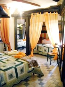 Umbria Volo Country Resort, Case vacanze  Montecastrilli - big - 3