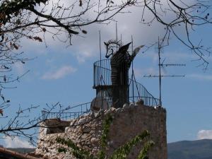 Umbria Volo Country Resort, Case vacanze  Montecastrilli - big - 14