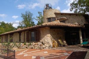 Umbria Volo Country Resort, Dovolenkové domy  Montecastrilli - big - 63
