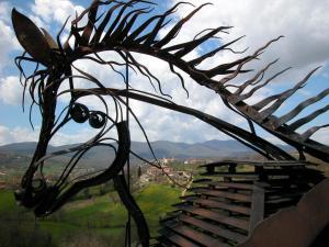 Umbria Volo Country Resort, Case vacanze  Montecastrilli - big - 66