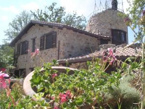 Umbria Volo Country Resort, Case vacanze  Montecastrilli - big - 20