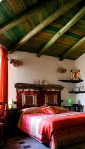 Umbria Volo Country Resort, Dovolenkové domy  Montecastrilli - big - 22