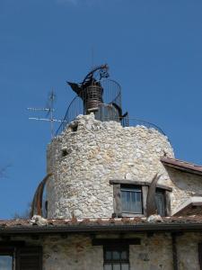 Umbria Volo Country Resort, Case vacanze  Montecastrilli - big - 38