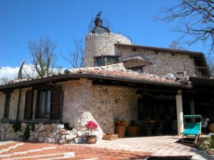 Umbria Volo Country Resort, Case vacanze  Montecastrilli - big - 36