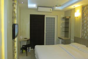 Royal Castle Service Apartment, Appartamenti  Nedumbassery - big - 9