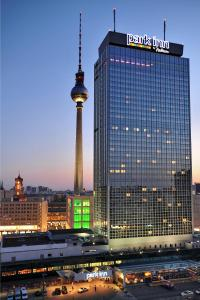 Park Inn by Radisson Berlin Alexanderplatz, Hotely  Berlín - big - 16