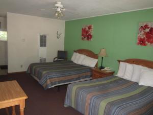 Wapiti Lodge, Motelek  Durango - big - 31