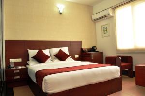 Olive Eva, Hotely  Kakkanad - big - 8