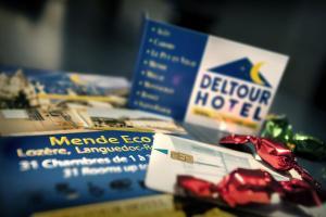 Deltour Hôtel Mende Eco, Hotels  Mende - big - 19