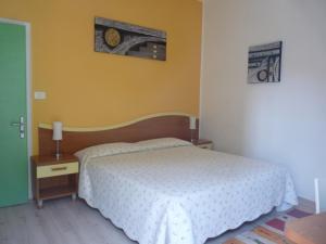 Hotel Alpino, Szállodák  Malcesine - big - 37