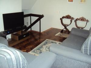 Apartamento Republica do Peru, Апартаменты  Рио-де-Жанейро - big - 14