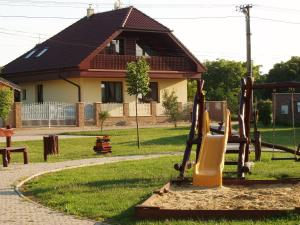 3 stern ferienhaus Vilka Relax Podhájska Slowakei