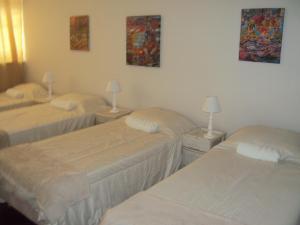 Apartamento Republica do Peru, Апартаменты  Рио-де-Жанейро - big - 5