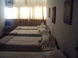 Apartamento Republica do Peru, Апартаменты  Рио-де-Жанейро - big - 4