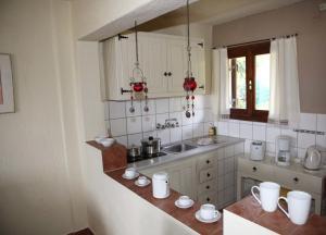 Villa Galini, Apartmány  Agios Nikolaos - big - 62