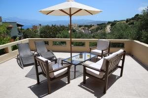 Villa Galini, Apartmány  Agios Nikolaos - big - 72
