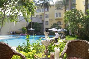 Soluxe Cairo Hotel, Hotely  Káhira - big - 77