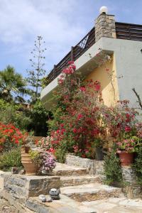 Villa Galini, Apartmány  Agios Nikolaos - big - 87