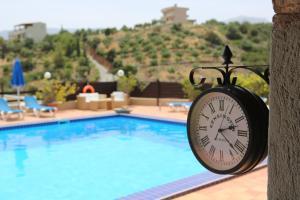 Villa Galini, Apartmány  Agios Nikolaos - big - 68