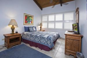 Two-Bedroom Suite with Sofa Bed and Ocean View