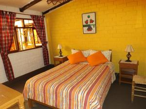 Alojamiento Soledad, Bed and breakfasts  Huaraz - big - 20