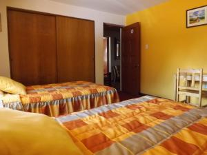 Alojamiento Soledad, Bed and breakfasts  Huaraz - big - 21