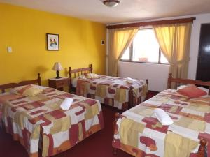 Alojamiento Soledad, Bed and breakfasts  Huaraz - big - 23