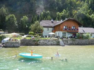 Haus Seehof, Pensionen  Sankt Gilgen - big - 63