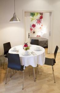 Foster Apartamentos Sol, Apartmanok  Madrid - big - 31