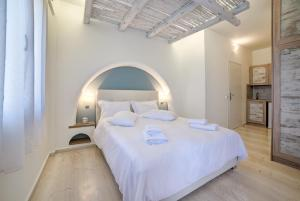 Ifestos Villa, Aparthotely  Fira - big - 22