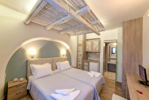 Ifestos Villa, Aparthotely  Fira - big - 98