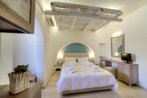 Ifestos Villa, Aparthotely  Fira - big - 64
