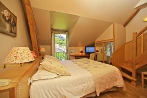 Best Western Beau Site, Hotely  Rocamadour - big - 8