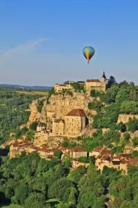 Best Western Beau Site, Hotely  Rocamadour - big - 23