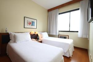 Promenade Champagnat, Hotely  Belo Horizonte - big - 9