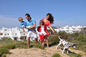 Duna Parque Beach Club, Aparthotels  Vila Nova de Milfontes - big - 43