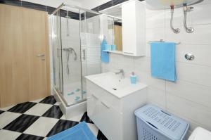 Apartment Malia, Apartmány  Trogir - big - 22