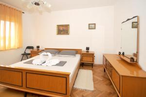 Apartment Malia, Apartmány  Trogir - big - 19