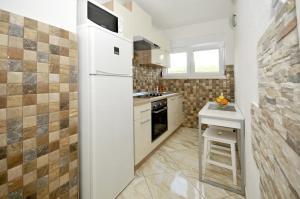 Apartment Malia, Apartmány  Trogir - big - 14