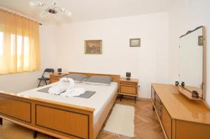 Apartment Malia, Apartmány  Trogir - big - 26